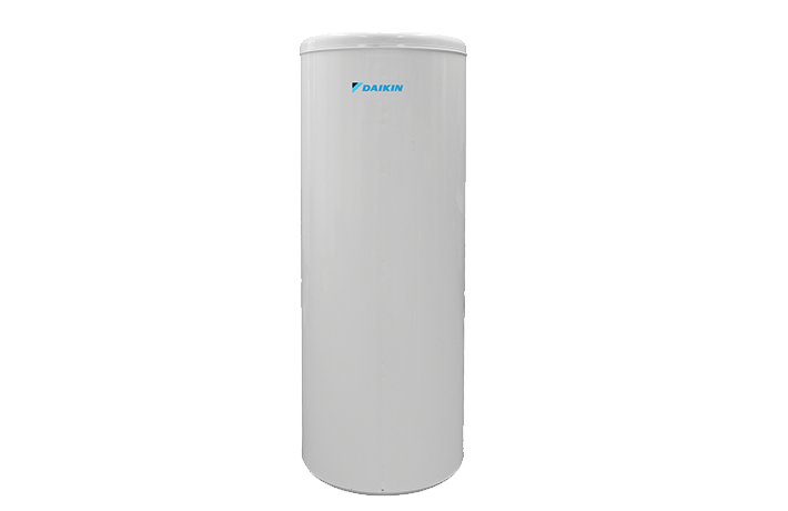 Domestic hot water tank